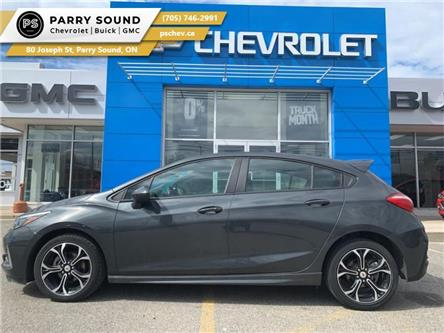 2019 Chevrolet Cruze LT (Stk: PS21-024) in Parry Sound - Image 1 of 20