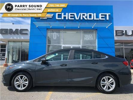 2018 Chevrolet Cruze LT Auto (Stk: 21-125A) in Parry Sound - Image 1 of 20