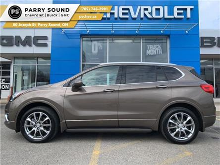 2019 Buick Envision Premium II (Stk: 21-008A) in Parry Sound - Image 1 of 22