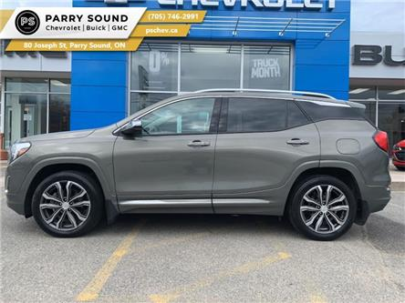 2018 GMC Terrain Denali (Stk: 21-119A) in Parry Sound - Image 1 of 23