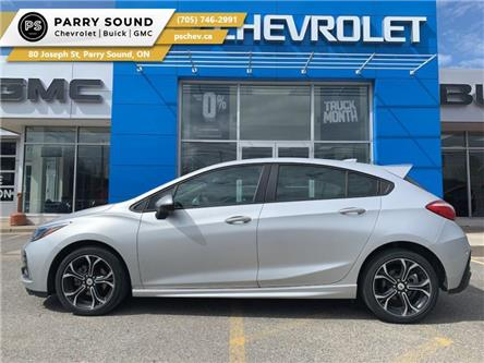 2019 Chevrolet Cruze LT (Stk: PS21-036) in Parry Sound - Image 1 of 20