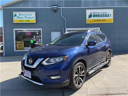 2020 Nissan Rogue SL (Stk: 02214) in Belmont - Image 1 of 30