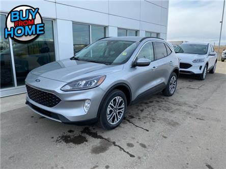 2021 Ford Escape SEL (Stk: ESC1009) in Nisku - Image 1 of 21