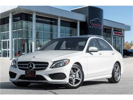 2017 Mercedes-Benz C-Class Base (Stk: 21HMS221) in Mississauga - Image 1 of 24