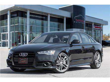 2017 Audi A6  (Stk: 21HMS226) in Mississauga - Image 1 of 28