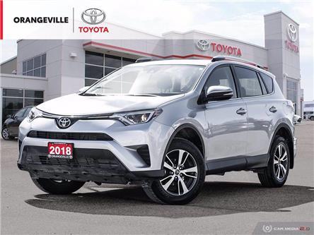 2018 Toyota RAV4 LE (Stk: HU5096) in Orangeville - Image 1 of 26