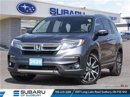 2020 Honda Pilot Touring 7P (Stk: US1226) in Sudbury - Image 1 of 35
