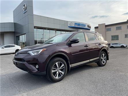 2018 Toyota RAV4 XLE (Stk: 21T076A) in Kingston - Image 1 of 25