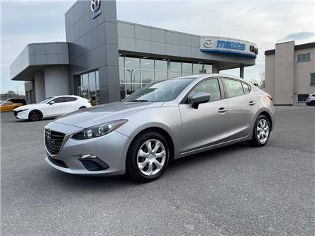 2015 Mazda Mazda3 GX (Stk: 20p052a) in Kingston - Image 1 of 18