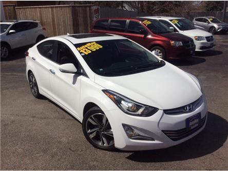 2015 Hyundai Elantra Limited (Stk: A9428) in Sarnia - Image 1 of 30