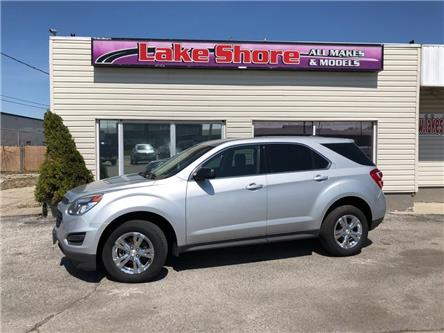 2016 Chevrolet Equinox LS (Stk: K9477) in Tilbury - Image 1 of 18