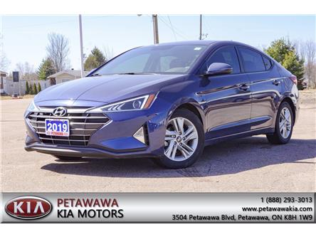 2019 Hyundai Elantra Preferred (Stk: P0096) in Petawawa - Image 1 of 26