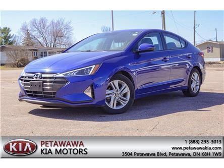 2019 Hyundai Elantra Preferred (Stk: P0097) in Petawawa - Image 1 of 26
