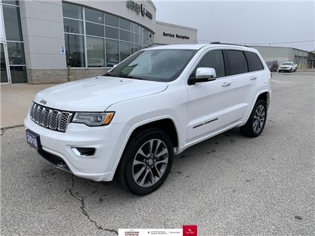 2018 Jeep Grand Cherokee Overland (Stk: U04774) in Chatham - Image 1 of 30