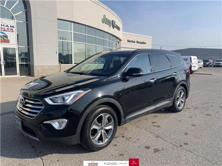 2016 Hyundai Santa Fe XL  (Stk: U04773) in Chatham - Image 1 of 27