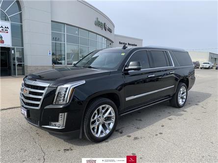 2018 Cadillac Escalade ESV Premium Luxury (Stk: N04999A) in Chatham - Image 1 of 28