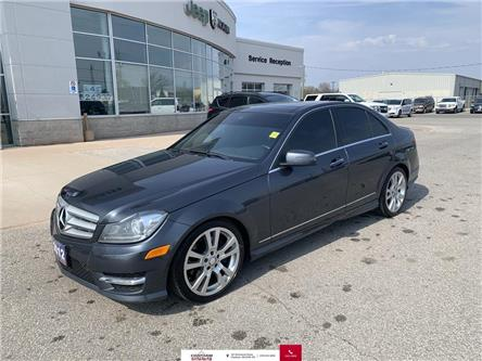 2013 Mercedes-Benz C-Class Base (Stk: U04777) in Chatham - Image 1 of 25
