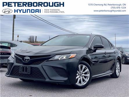 2019 Toyota Camry XSE (Stk: HP0177) in Peterborough - Image 1 of 25