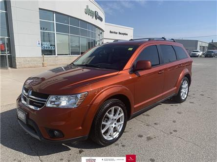 2012 Dodge Journey SXT & Crew (Stk: N04798AA) in Chatham - Image 1 of 26