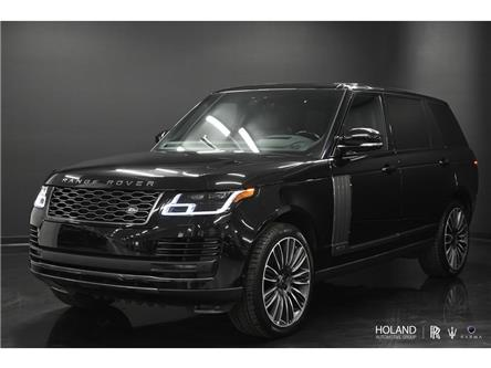 2021 Land Rover Range Rover P525 Westminster (Stk: P0845) in Montreal - Image 1 of 30