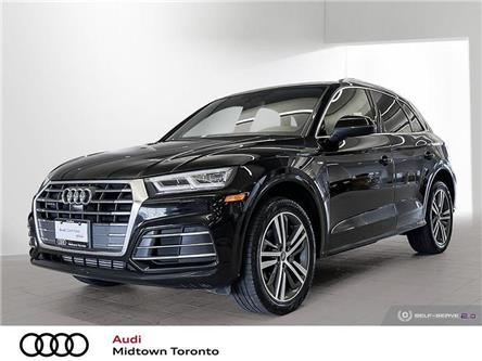 2018 Audi Q5 2.0T Technik (Stk: P8879) in Toronto - Image 1 of 22