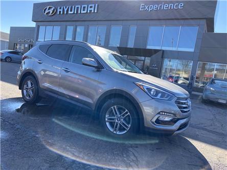 2017 Hyundai Santa Fe Sport 2.4 Luxury (Stk: N1185A) in Charlottetown - Image 1 of 30
