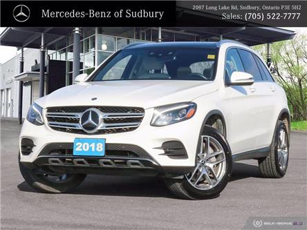 2018 Mercedes-Benz GLC 300 Base (Stk: UM1170) in Sudbury - Image 1 of 27