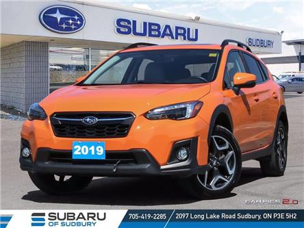 2019 Subaru Crosstrek Limited (Stk: S21174A) in Sudbury - Image 1 of 32