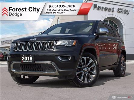 2018 Jeep Grand Cherokee Limited (Stk: DW0122) in Sudbury - Image 1 of 35