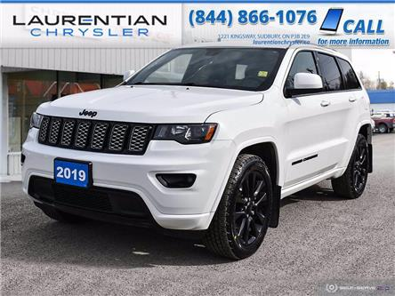 2019 Jeep Grand Cherokee Laredo (Stk: 21043A) in Sudbury - Image 1 of 21