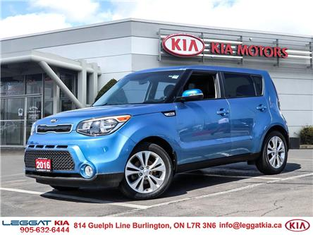 2016 Kia Soul  (Stk: 192-21A) in Burlington - Image 1 of 25