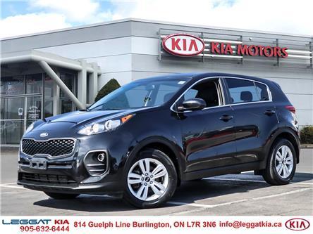 2018 Kia Sportage LX (Stk: 2579) in Burlington - Image 1 of 26