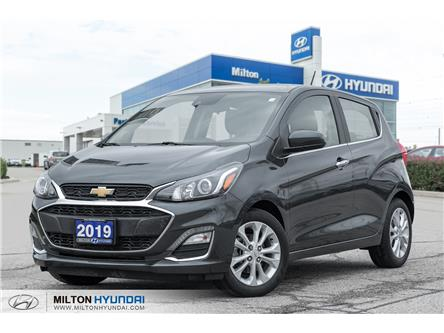 2019 Chevrolet Spark 2LT CVT (Stk: 785661) in Milton - Image 1 of 21