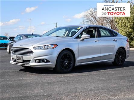 2013 Ford Fusion SE (Stk: 21340A) in Ancaster - Image 1 of 6