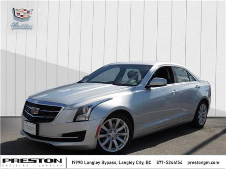 2017 Cadillac ATS 2.0L Turbo (Stk: X32061) in Langley City - Image 1 of 28