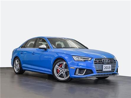 2019 Audi S4 3.0T Progressiv (Stk: 52637) in Ottawa - Image 1 of 20