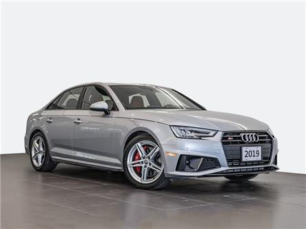 2019 Audi S4 3.0T Progressiv (Stk: 52967) in Ottawa - Image 1 of 21