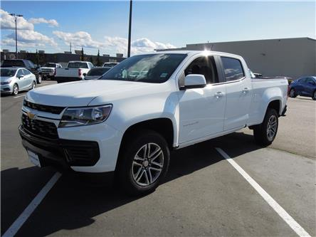 2021 Chevrolet Colorado WT (Stk: 1205610) in Langley City - Image 1 of 6