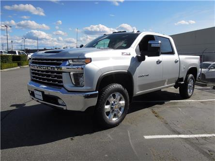 2021 Chevrolet Silverado 3500HD LTZ (Stk: 1205800) in Langley City - Image 1 of 6