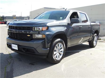 2021 Chevrolet Silverado 1500 Custom (Stk: 1205880) in Langley City - Image 1 of 6