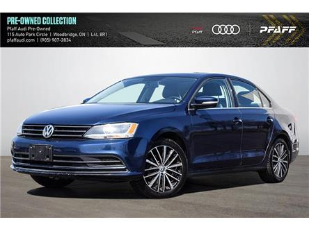 2014 Volkswagen Jetta 1.8 TSI Highline (Stk: C8197A) in Woodbridge - Image 1 of 18