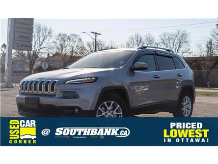 2016 Jeep Cherokee North (Stk: 2103481) in OTTAWA - Image 1 of 27
