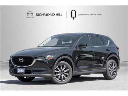 2018 Mazda CX-5 GT (Stk: 21-313A) in Richmond Hill - Image 1 of 24