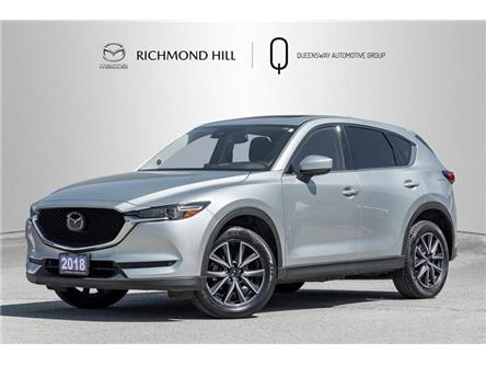 2018 Mazda CX-5 GT (Stk: P0614) in Richmond Hill - Image 1 of 24