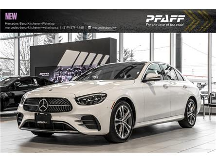 2021 Mercedes-Benz E-Class Base (Stk: 40167) in Kitchener - Image 1 of 12