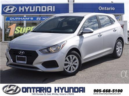 2020 Hyundai Accent Preferred (Stk: 095431) in Whitby - Image 1 of 16