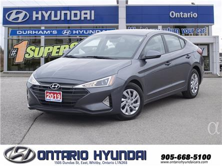 2019 Hyundai Elantra ESSENTIAL (Stk: 79640K) in Whitby - Image 1 of 16