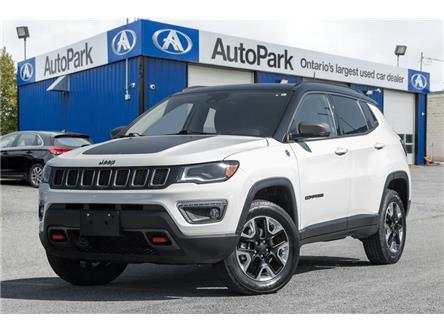 2018 Jeep Compass Trailhawk (Stk: 18-10063T) in Georgetown - Image 1 of 21