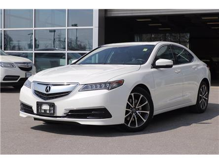 2015 Acura TLX V6 Tech (Stk: 19570A) in Ottawa - Image 1 of 28