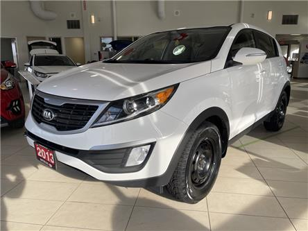 2013 Kia Sportage LX (Stk: D21215A) in Waterloo - Image 1 of 22